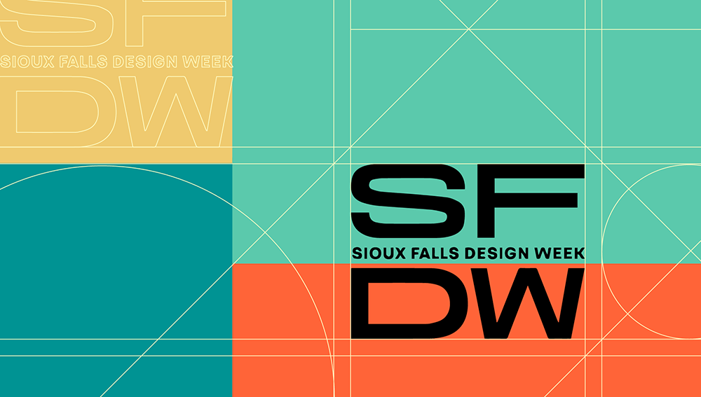 Sioux Falls Design Week graphic