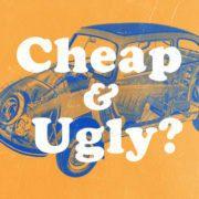 Graphic of Subaru: Cheap & Ugly?